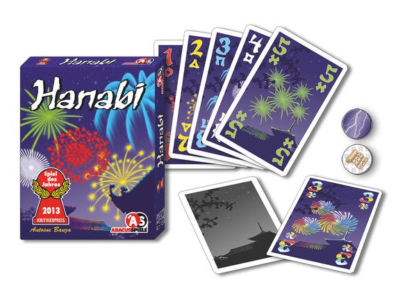 Hanabi (Spiel des Jahres 2013) [BGG-Wertung 7.2]