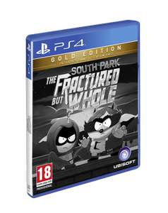 South Park: The Fractured But Whole (Gold Edition) (Ps4)