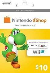$10 USD Nintendo eShop Guthaben für 6,45€ (PCGamesSupply)