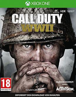 Call of Duty: WWII - PEGI18 - Xbox One [yakodo.de]