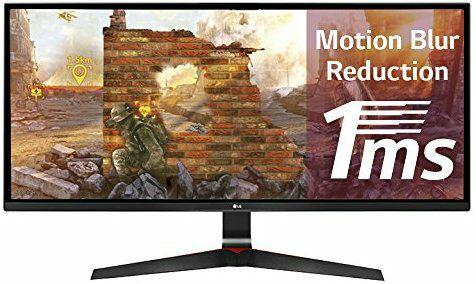 "29"" LG 29UM69G PC Monitor - IPS, 2560x1080, UltraWide 21:9, Freesync, Black Stabilizer, VESA"