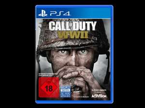 MediaMarkt - PS4 Call of Duty: WWII
