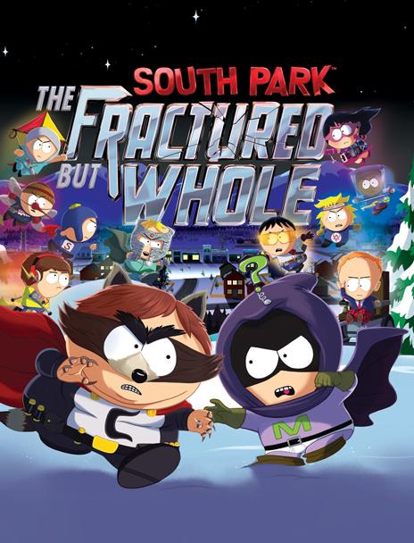 [UPlay] South Park - die Rektakuläre Zerreißprobe (Standard) mit 100 UPlay-Points für 21,60 € (PC) oder 28,19 € (PS4/XBOX) oder GOLD für 32,33 € (PC, PS4/XBOX)