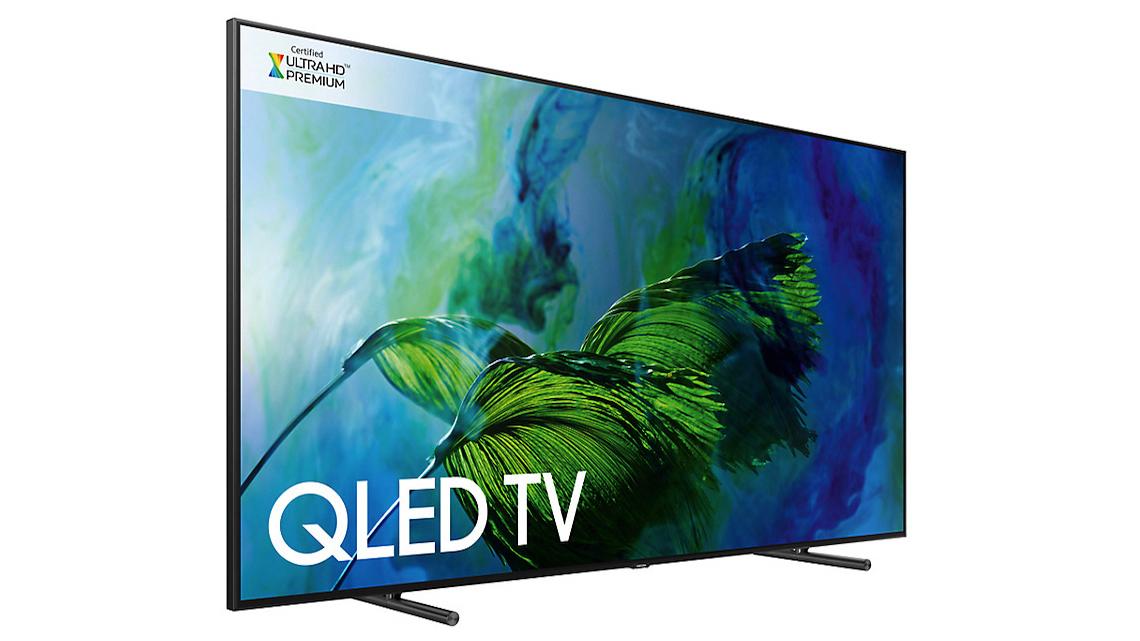 "Samsung 88"" Q9F LCD Fernseher | HDR10+ 120 Hz Edge LED"