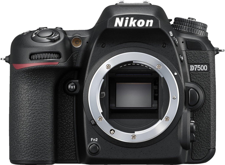NIKON D7500 - nur Body ab 50€ Bestellwert - Versand Kostenlos aus Hannover - Ursprung ist UK