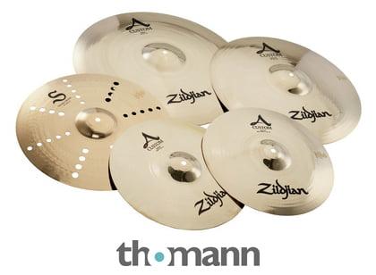 [Thomann] Zildjian A-Custom Becken Set