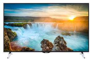 "[Medion] MEDION LIFE X18096 UHD 4K Smart LED-Backlight TV 163,8cm/65"" DVB-T2 1.500MPI A+"
