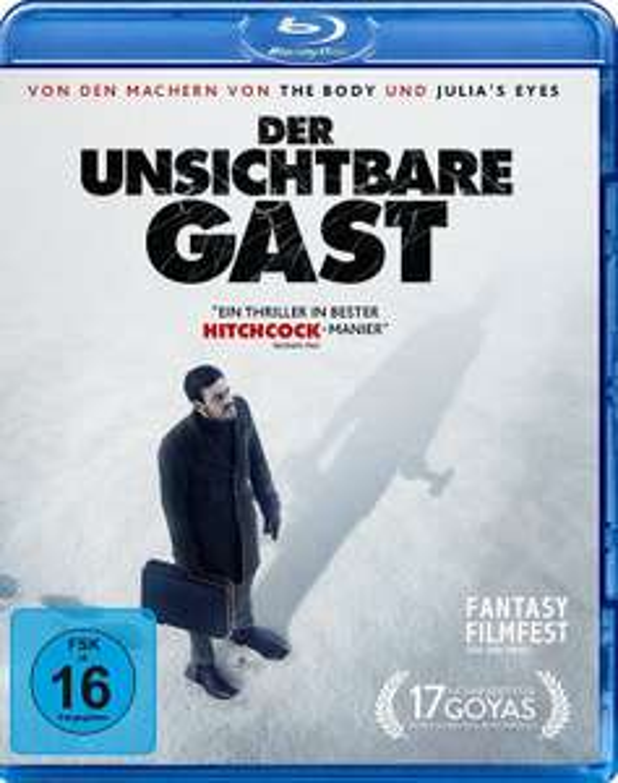 Der unsichtbare Gast [IMDB 8,1] Blu-ray [Amazon + Saturn + Dodax]