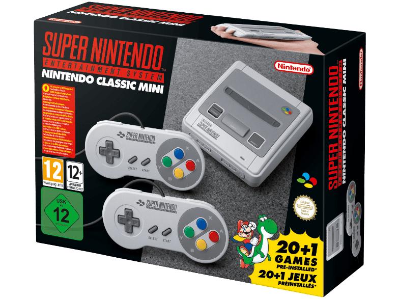 Super Nintendo Classic Mini bei Media Markt (Abholung) für nur 89,99€
