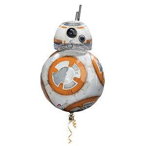 [Amazon Prime + Dodax + mytoys] Star Wars Episode VII, BB8, balloon 50 x 83 cm