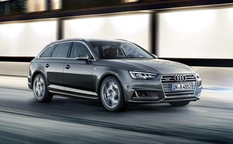 Audi A4 Avant 2.0 TDI Leasingangebot für Privatkunden.