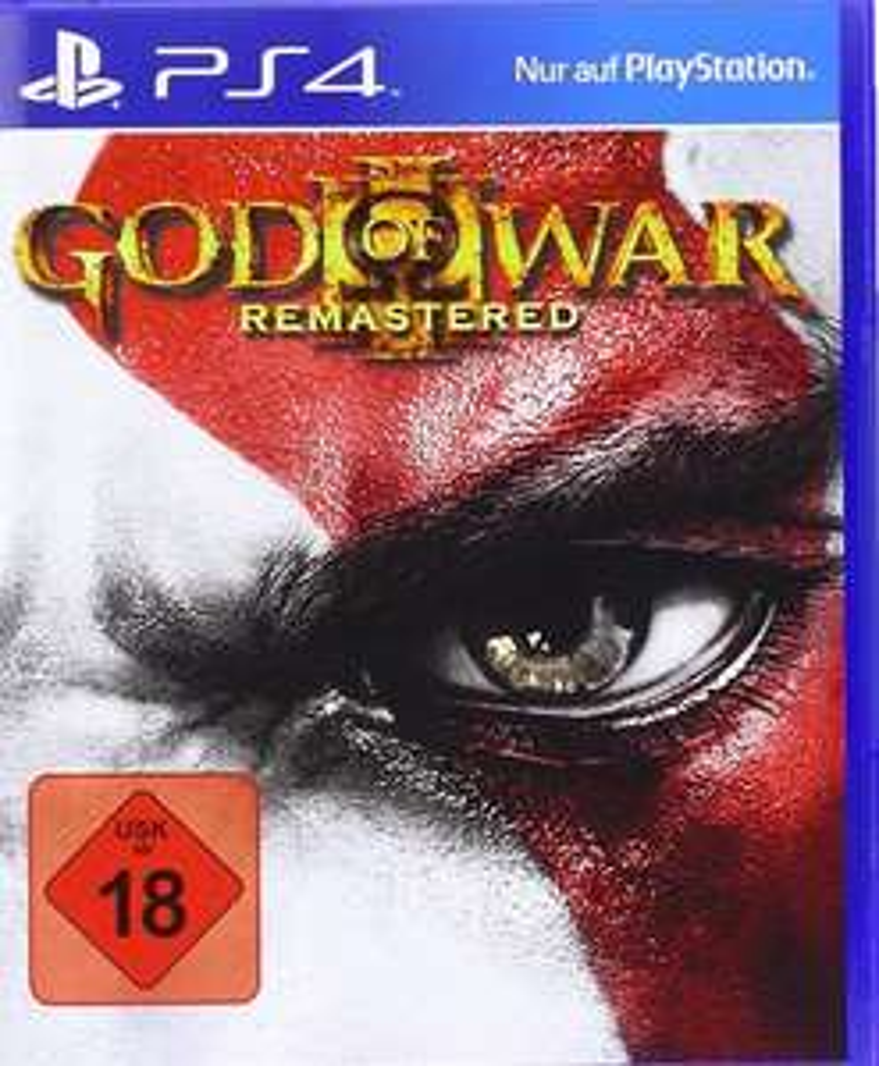 [PSN(PS+)] God of War® III Remastered auf PS4 für nicht PS+ Mitglieder 14.99€