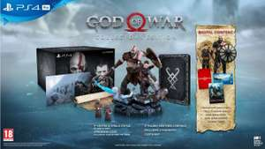 God of War Collectors Edition PS4 Amazon.fr