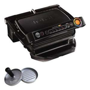 Tefal GC 7128.50M Optigrill+ Kontaktgrill inkl. Burgerpresse Elektrogrill / Ebay
