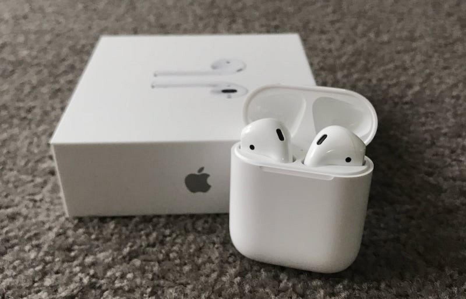 """Apple Airpods mit """"gravis-fit"""" Gutschein: 134,89 inkl Versand / 129,90 Filialabholung sofern vorrätig"""