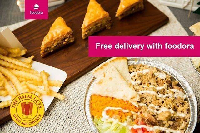 [LOKAL DRESDEN] Foodora FreeDelivery im Februar