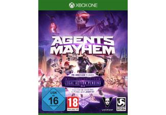 Agents of Mayhem (PC/Xbox One) für 9,99€ oder Agents of Mayhem (PS4) Steelbook Edition für 9,99€