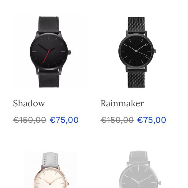 Morettiwatches.com - Eine Uhr gratis + 9,99€ Versand