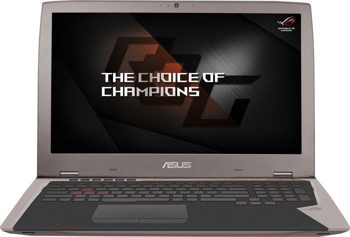 Asus Laptop mit i7-7820HK, 512 GB SSD, 32 GB RAM, GTX 1080, 120 Hz