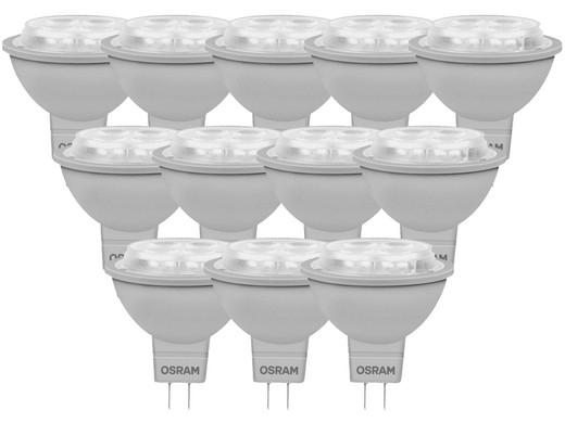 [ibood] 12 Stück Osram LED-Spots 5W 12V neutralweiß (4000K)