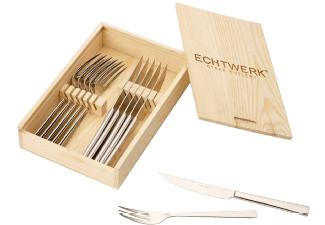 [Media Markt / Redcoon] Echtwerk EW-SB-0560 Sarre - 12-tlg. Steakbesteck-Set