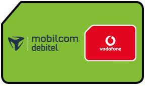 Mobilcom Debitel Vodafone Smart Surf für eff. 2,99€ / Monat mit 2 GB UMTS + 50 Minuten & SMS