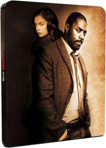 Luther: Staffel 1 - Steelbook (Blu-ray) (OT) für 7,20€ (Zavvi)