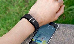 Druckerzubehör - Handy Bluetooth Fitness-Armband inkl. kostenloser Handy-App