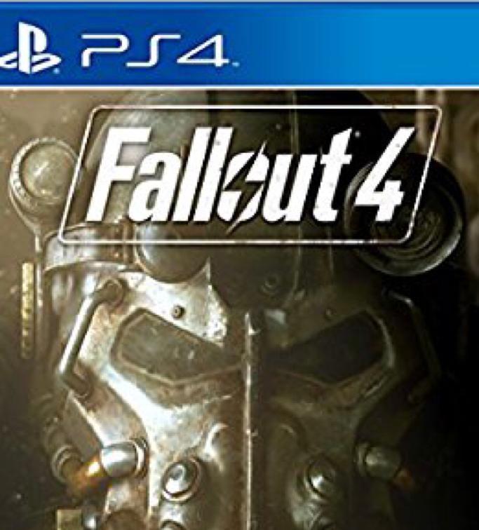 Fallout 4 PS4 uk amazon.co.uk