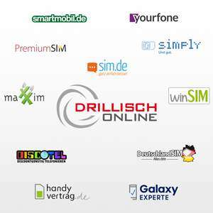 [Übersicht] Günstige LTE SIM-Only Angebote (1 od. 24 Monat MVLZ, ab 3,99 € und bis zu 10 GB LTE)