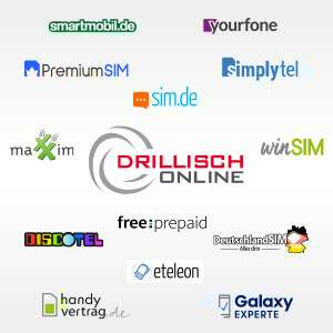 [Übersicht] Günstige LTE SIM-Only Angebote im Telefonica-Netz (1 od. 24 Monat MVLZ, ab 4,99 € und bis zu 10 GB LTE)