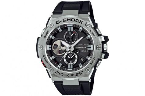 Casio Herrenuhr G-Shock Solar Chronograph GST-B100-1AER