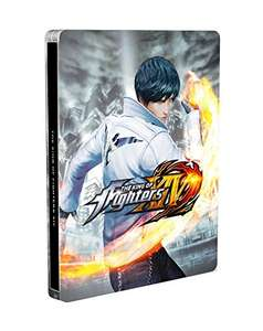 The King of Fighters XIV Day One Edition inkl. Steelbook (PS4) für 19,99€ (Amazon Prime & Media Markt)