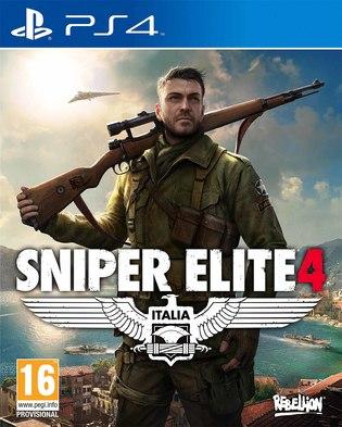 Sniper Elite 4 (PS4) für  22,61€ (ShopTo)