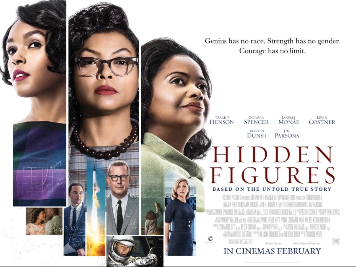 Hidden Figures in 4K und HDR für 6,99 € im iTunes Store kaufen