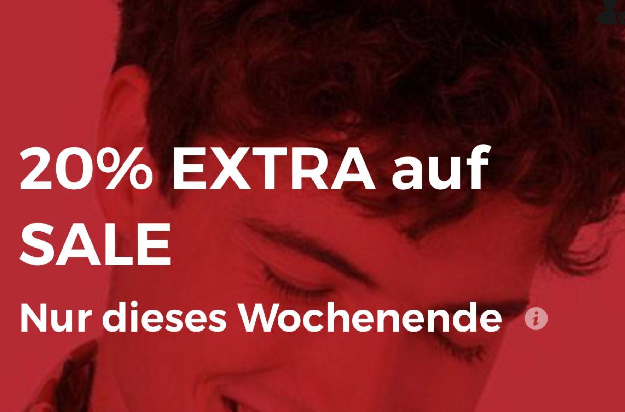About You 20% auf Sale (nur bis Sonntag)