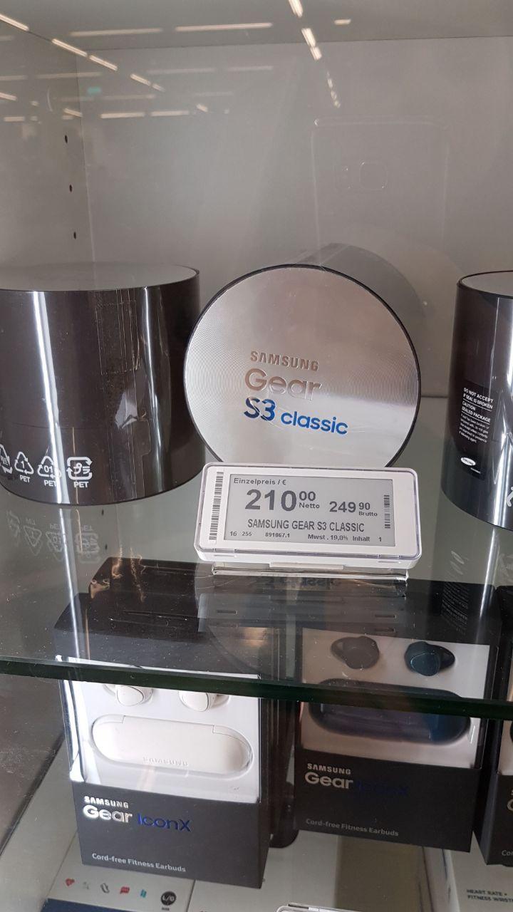 Metro Krefeld Samsung Gear S3 Classic
