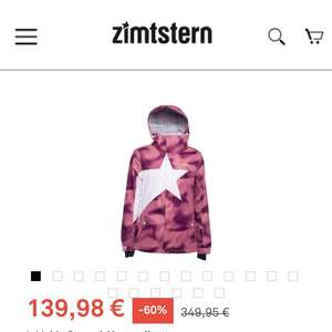 Zimtstern - SNOWY EDITION Snow Jacket - Frauen