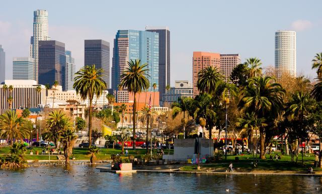 Frankfurt - Los Angeles non stop mit Lufthansa im August (Sommerferien)