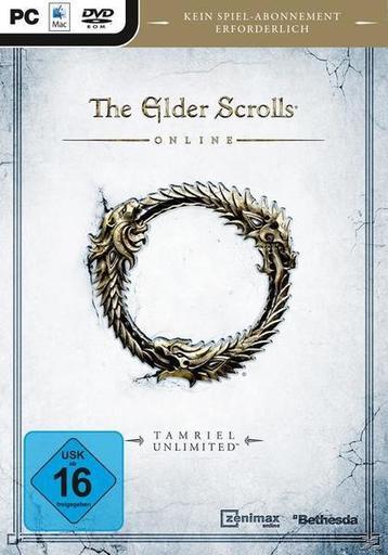 [Österreich, Lokal] The Elder Scrolls Online: Tamriel Unlimited PC Retail für 0,50€ + mehr