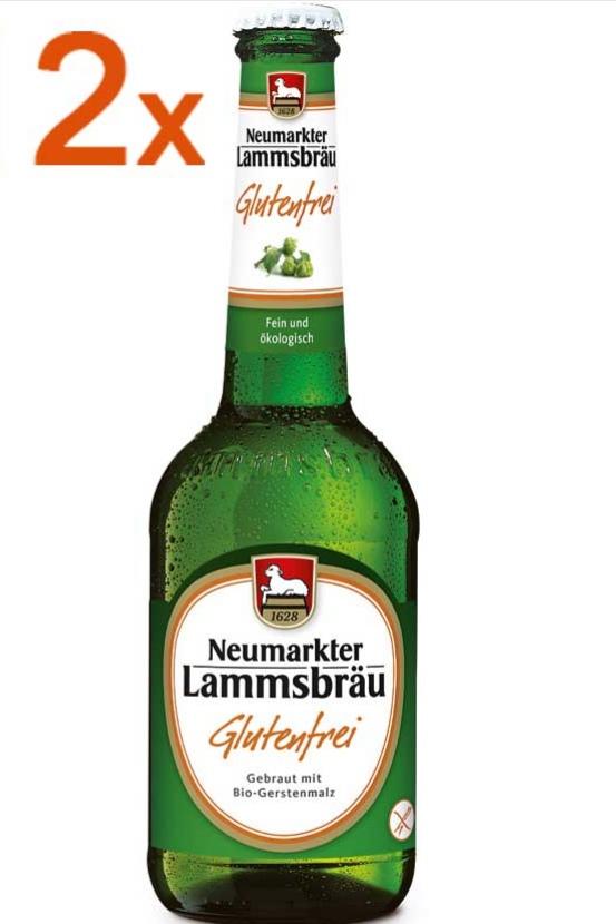 [Markgrafen Getränkemarkte evtl bundesweit] 2x Lammsbräu 0,33l geschenkt durch Coupon im aktuellen Flyer