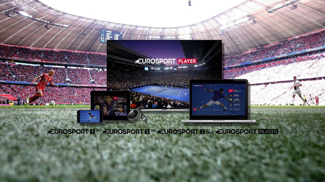 Eurosport-Player 5 Tage kostenlos