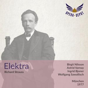 """[Opera Depot] """"Elektra"""" von Richard Strauss als Gratis-Download"""