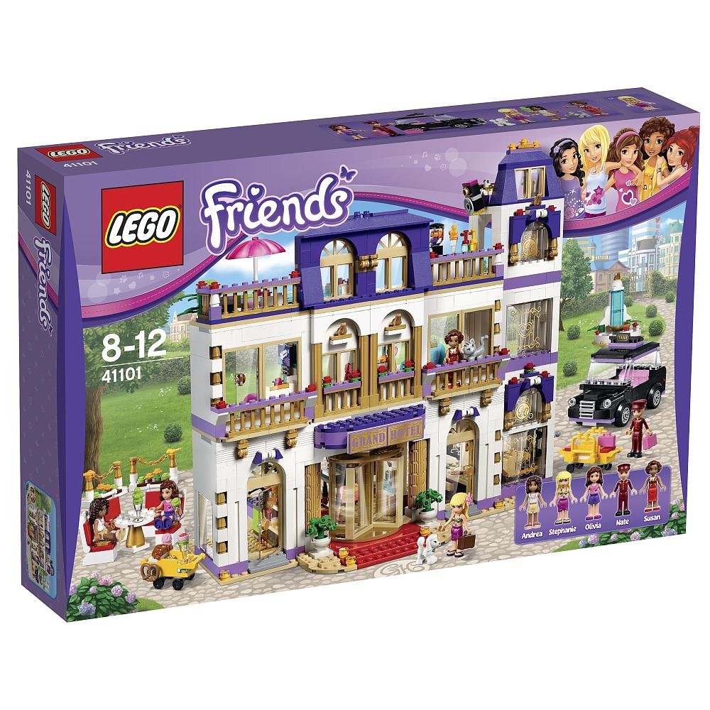 LEGO Friends 41101 - Heartlake Großes Hotel für 89,98€