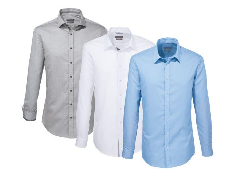 Business Hemden Nobel League® Selection Bügelfrei aus 100& Baumwolle