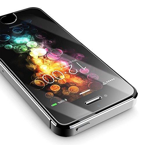Panzerglas Schutzfolie für Apple iPhone 5 5S SE für 0,01 EUR [Amazon]