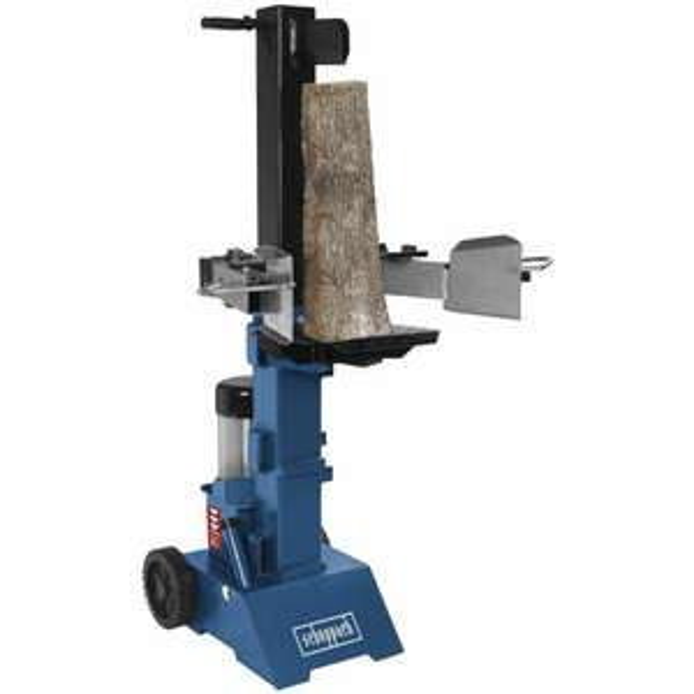 Scheppach Hydraulik HolzspalterHL800 bei PLUS Online
