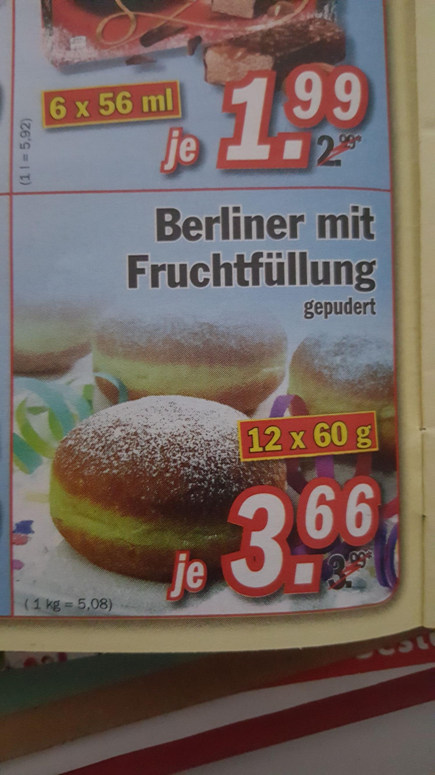 ( Zimmermann / offline ) 12 Berliner für 3.66 euro