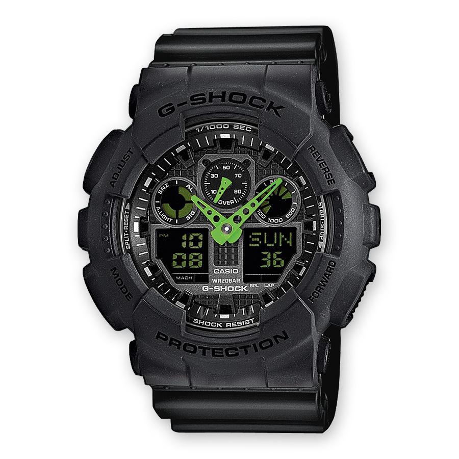 Casio G-Shock GA-100 @Brandfield