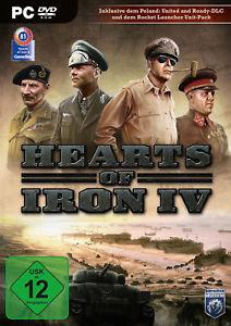 Hearts of Iron IV (CD-Rom) für 21,98€ mit Versand